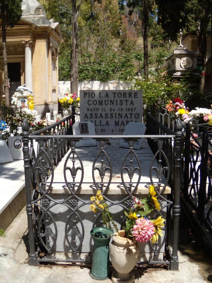 Tomba di Pio La Torre