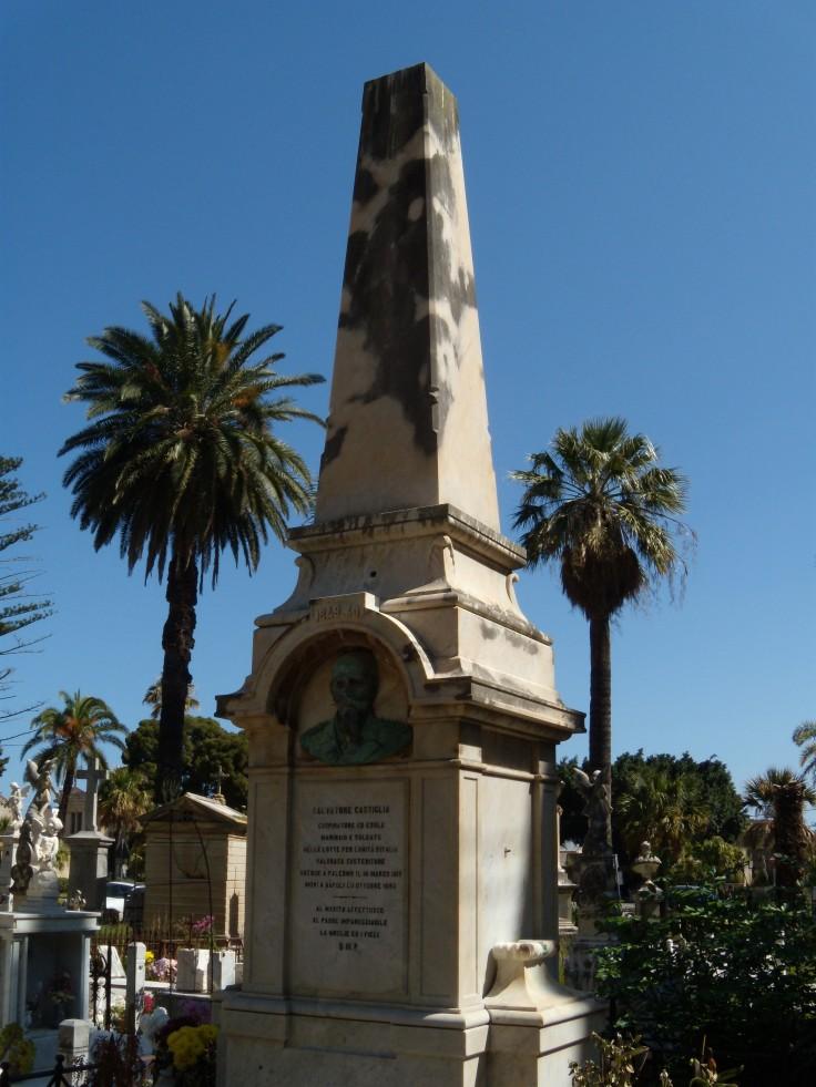 Monumento S. Castiglia