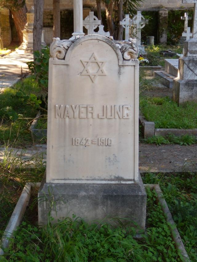 Stele Mayer Jung