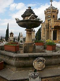 Cimitero Santa Maria di Gesù