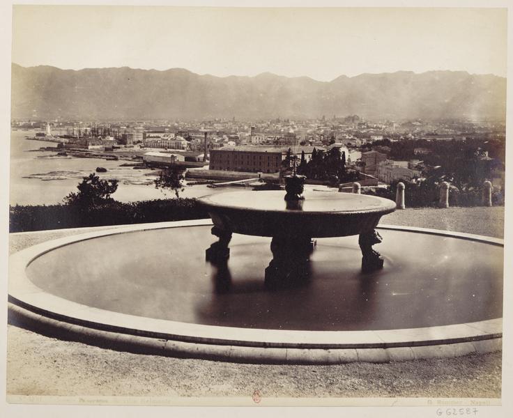 Sommer,_Giorgio_(1834-1914)_-_n._1301_-_Palermo_-_Panorama_da_villa_Belmonte